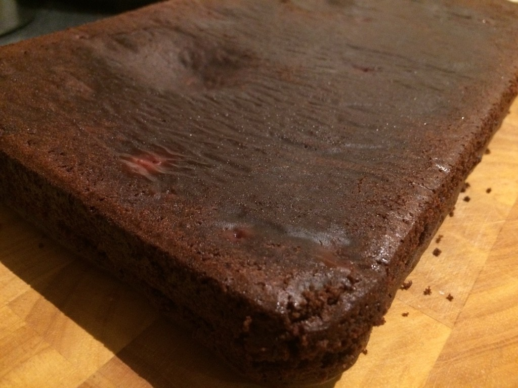 Its all about the (brownie) base